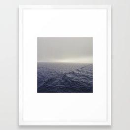 In Deep Framed Art Print