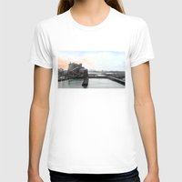 industrial T-shirts featuring Industrial I. by zenitt