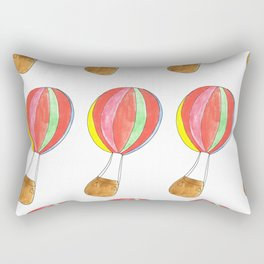 hot air balloon pattern Rectangular Pillow
