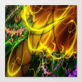 Yellow and more (A7 B0147) Canvas Print