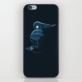 Knight Time iPhone Skin