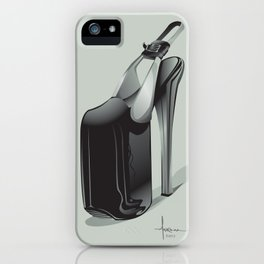 SLAVE to FASHION iPhone Case