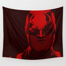 Without Fear Wall Tapestry