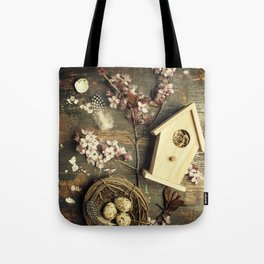 Easter composition Tote Bag