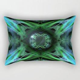 Primitive energy Rectangular Pillow