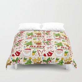Christmas Pattern 2 Duvet Cover