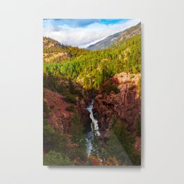 Animas River Colorado 2 Metal Print