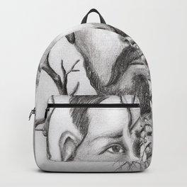 Autorretrato Refractado Backpack