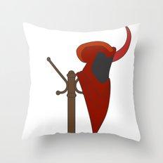 Free Time Throw Pillow