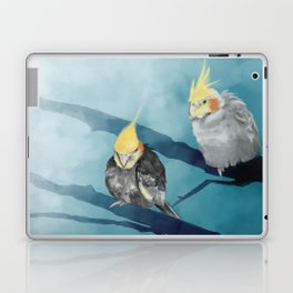 Cockatiels Laptop & iPad Skin