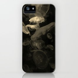 SepiJelly iPhone Case