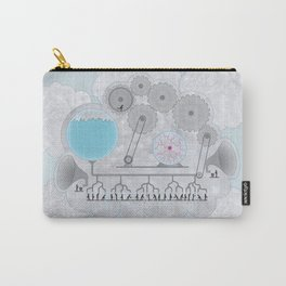 Cross-Section of a Cloud Carry-All Pouch