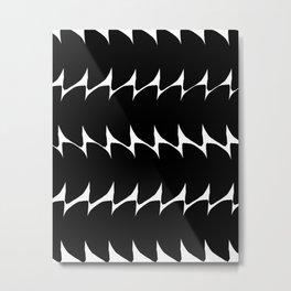 Minimalist Pattern #1 Metal Print
