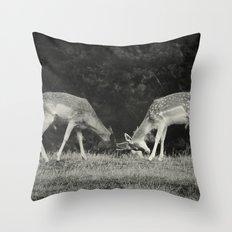 Challenge Throw Pillow