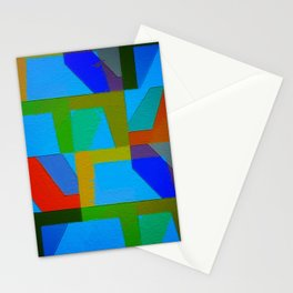 Colorful Truth. Sky Stationery Cards