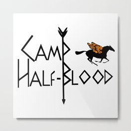 Camp-half-blood - Kids Metal Print