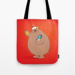 We wish you a Merry Christmas II Tote Bag