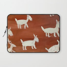 Out for a Sunday Stroll Laptop Sleeve