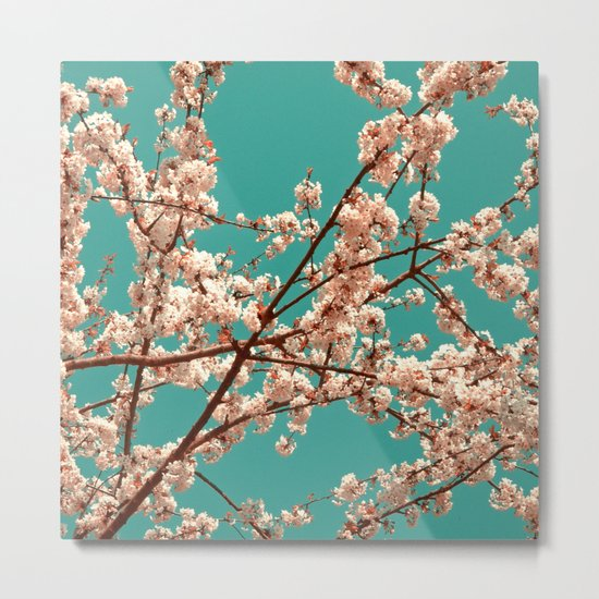 spring tree XVII Metal Print