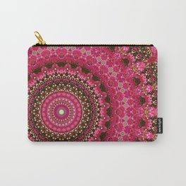 Pink Flower in Greece 2 Carry-All Pouch