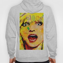 ROCK ICON DEBBIE HARRY Hoody