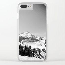 Baker Backcountry Clear iPhone Case