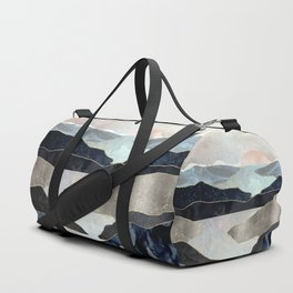 Blue Mountain Lake Duffle Bag