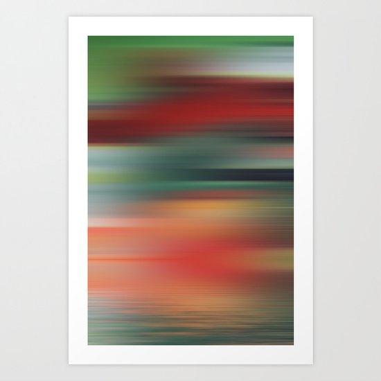 Colorful II Art Print