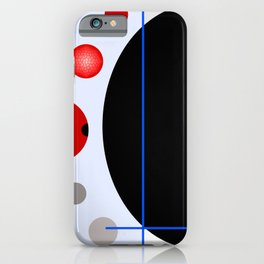 Symmetry Radiant 3 iPhone Case