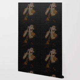 Ian Curtis : Unknown Pleasures Wallpaper