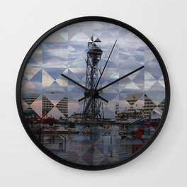 Peer inside, expect real surges in dirge ellipses. Wall Clock