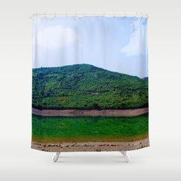 Lake ii Shower Curtain