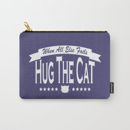 Hug The Cat Carry-All Pouch