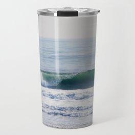 Blue Barrel Travel Mug