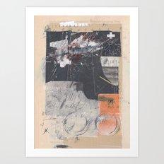 sedimenti 164 Art Print