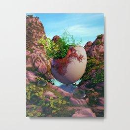 Spud Metal Print
