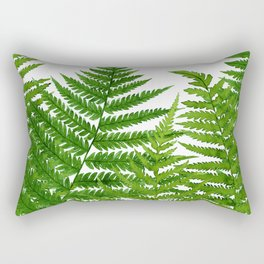 Summer Ferns Rectangular Pillow
