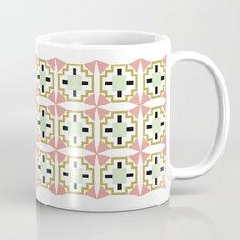 cactus flower tiled Coffee Mug