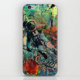 Lost in Urbanity iPhone Skin