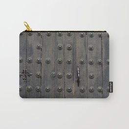 Old Black Door Carry-All Pouch