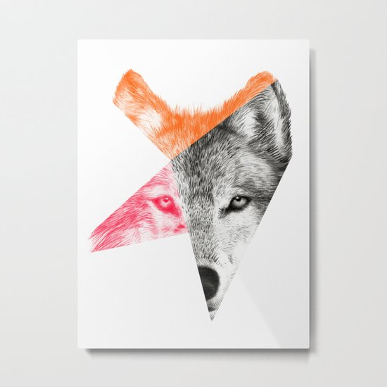Wild - by Eric Fan and Garima Dhawan Metal Print