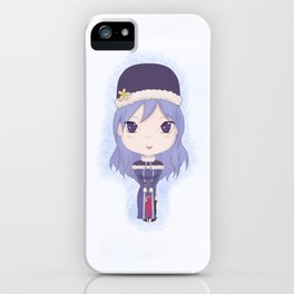 Juvia iPhone Case