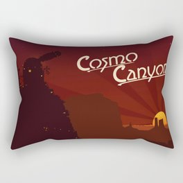 Final Fantasy VII - Cosmo Canyon Tribute Rectangular Pillow