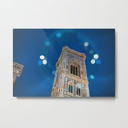 Giotto's tower Metal Print