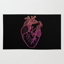 Designer Heart Colors Rug