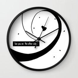 See you...2 Wall Clock