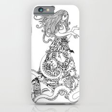 Animal Dress Slim Case iPhone 6s