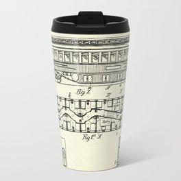 Railway Car-1894 Travel Mug