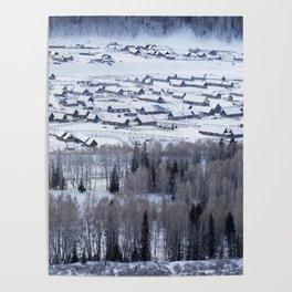Snow Kanas Poster
