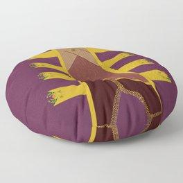 Londo Mollari, Ambassador Centauri Floor Pillow